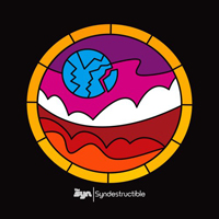 The Syn - Syndestructible  CD (album) cover