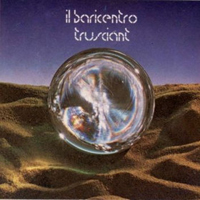 Il Baricentro - Trusciant CD (album) cover