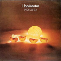 Sconcerto by BARICENTRO, IL album cover