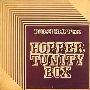 Hopper Tunity Box by HOPPER, HUGH album cover