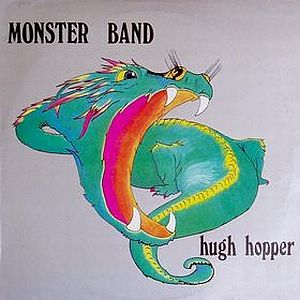 Monster Band by HOPPER, HUGH album cover