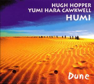 Hugh Hopper Dune album cover