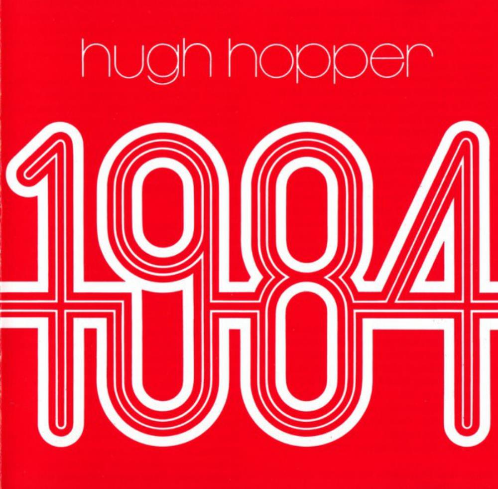 Hugh Hopper 1984 album cover