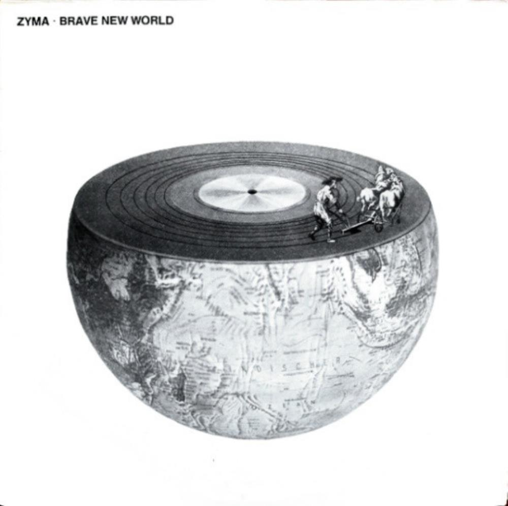 Zyma - Brave New World CD (album) cover