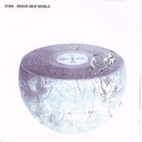 Zyma Brave New World album cover