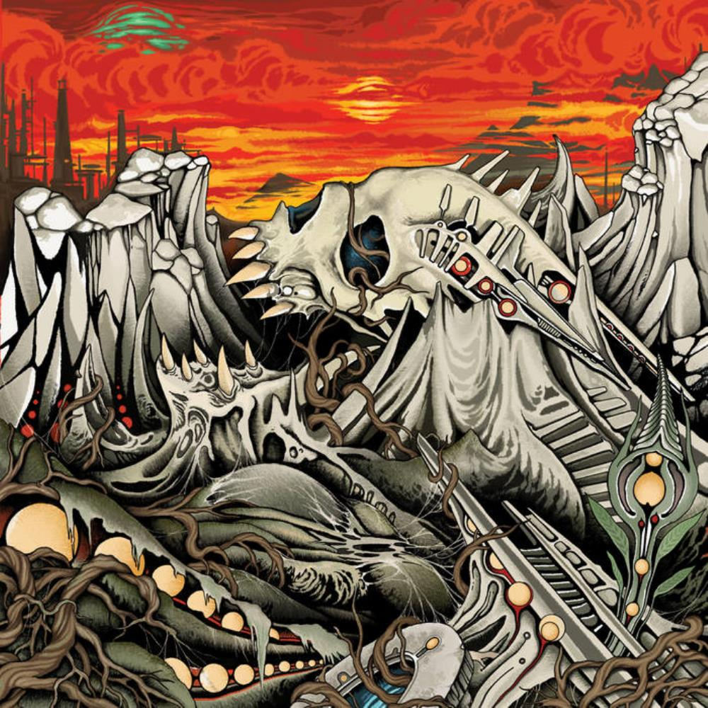 Hapeleptic Overtrove by BEHOLD...THE ARCTOPUS album cover