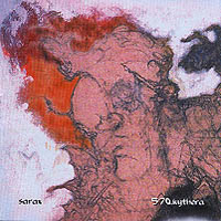 570.Kythera  by SARAX album cover