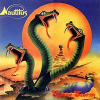 Space Storm by NAUTILUS album cover
