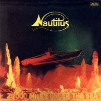 Nautilus - 20,000 Miles Under The Sea CD (album) cover