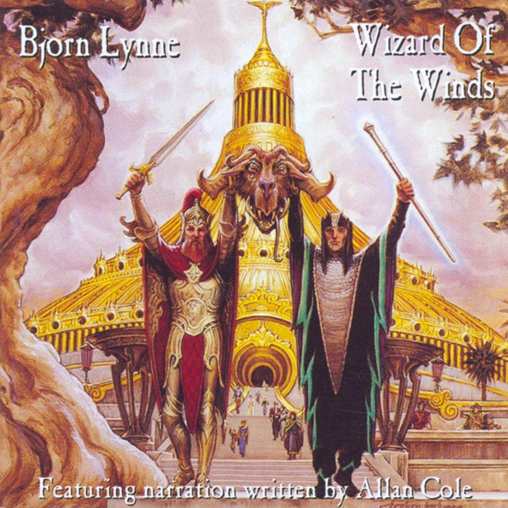 Wizard Of The Winds [Aka: When The Gods Slept] by LYNNE, BJØRN album cover