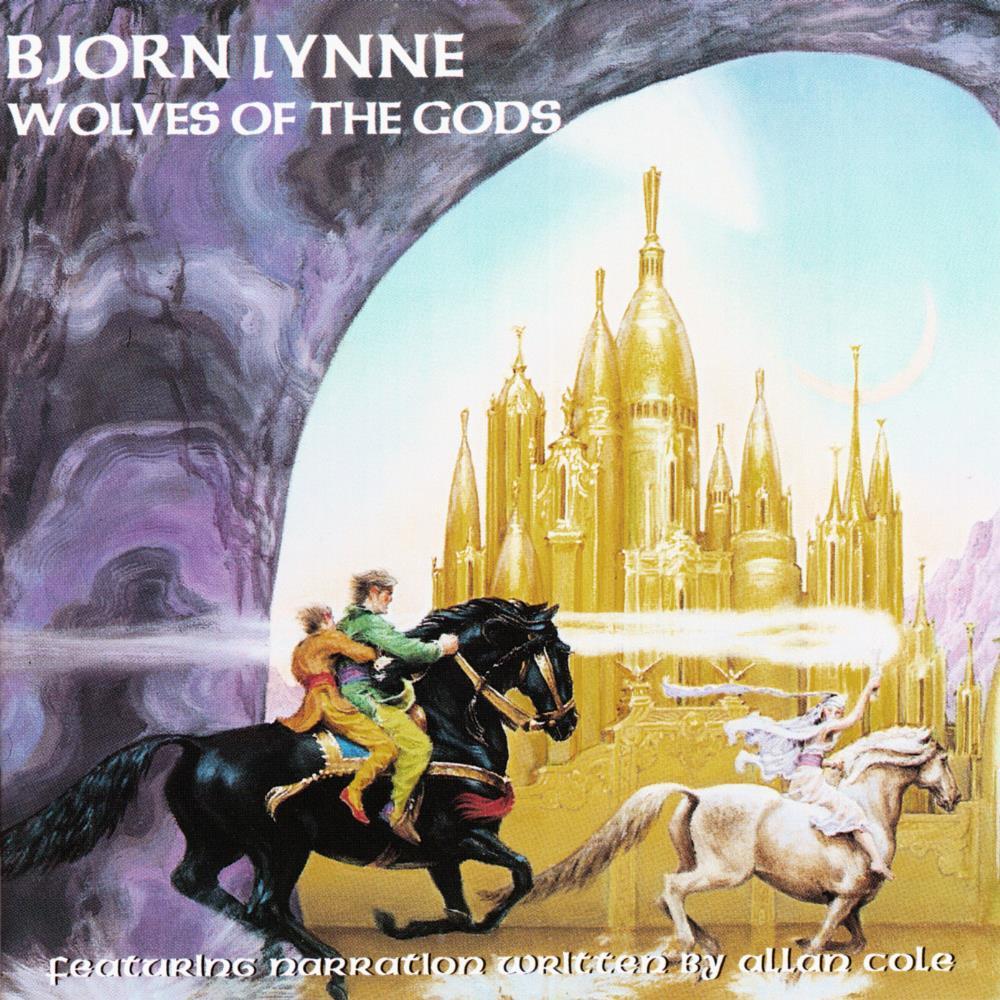Wolves Of The Gods by LYNNE, BJØRN album cover