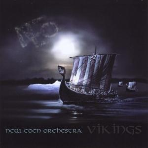 New Eden Orchestra Vikings album cover