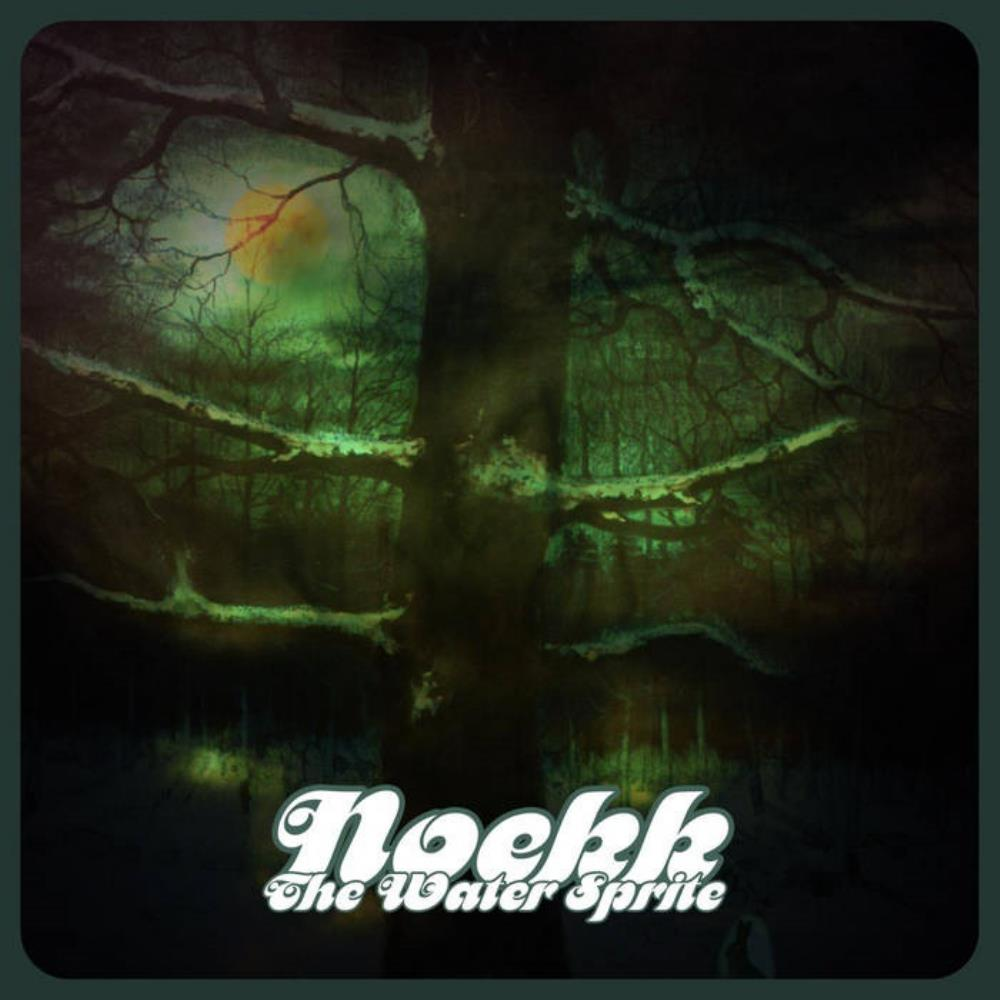 Noekk - The Water Sprite CD (album) cover