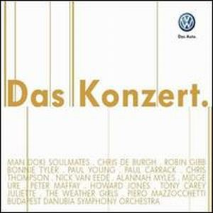 Man Doki Soulmates - Das Konzert: 25 Mio. Golf CD (album) cover