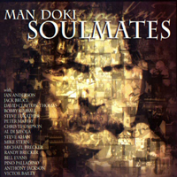 Man Doki Soulmates - Soulmates CD (album) cover