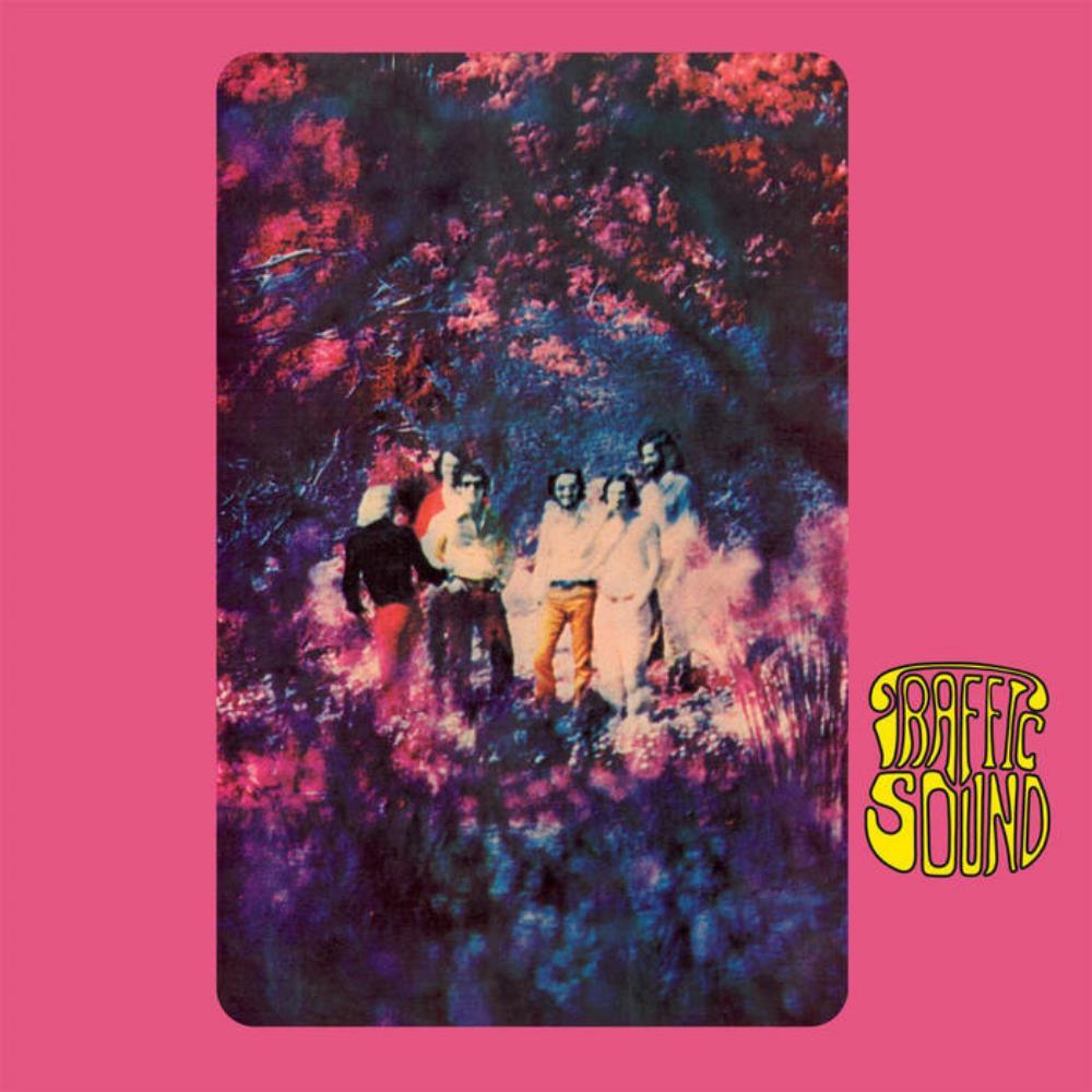 Traffic Sound [aka: III / Tibet's Suzettes] by TRAFFIC SOUND album cover