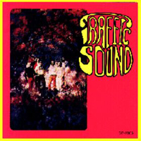 Traffic Sound - Traffic Sound (Also known as III or Tibet's Suzettes) CD (album) cover