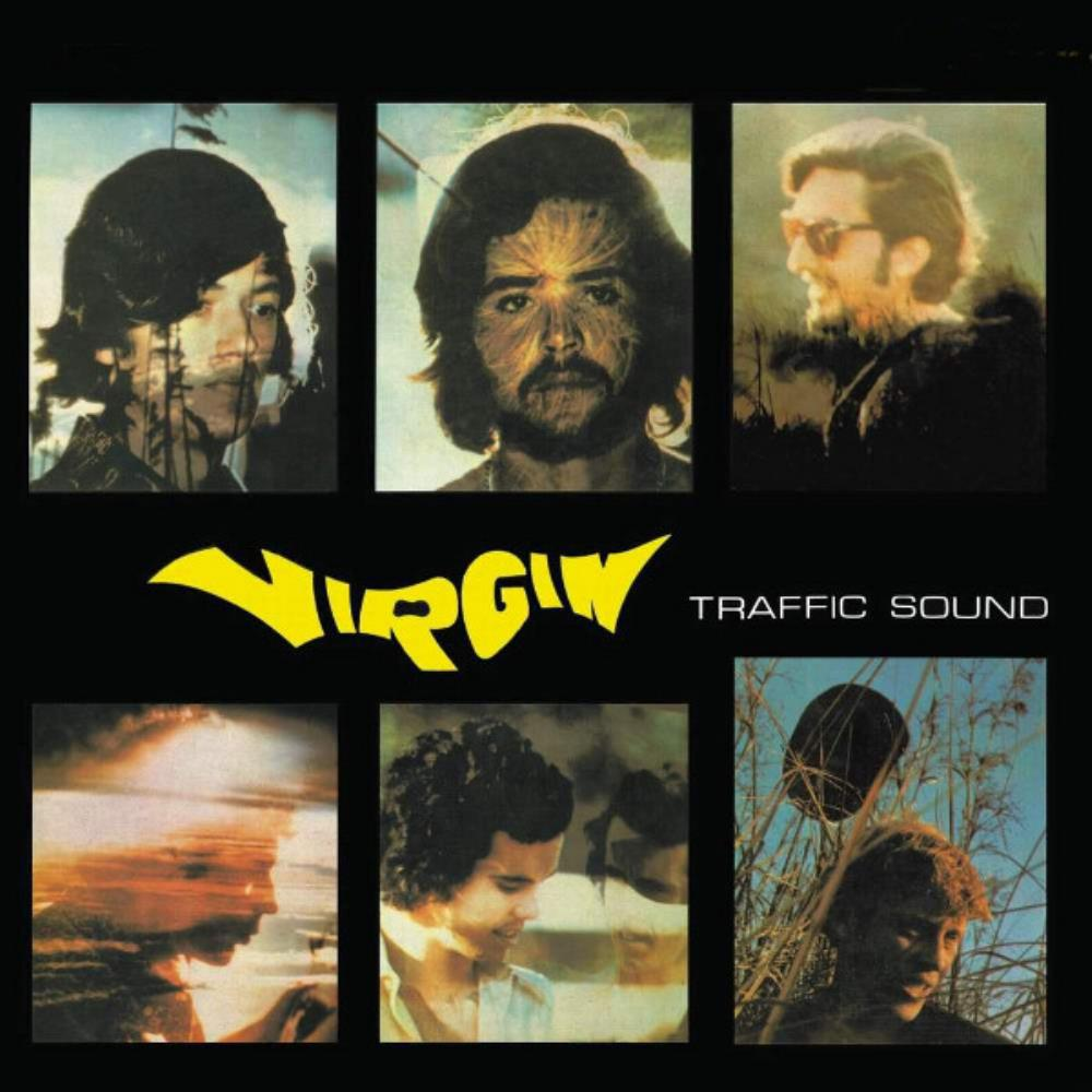Virgin by TRAFFIC SOUND album cover