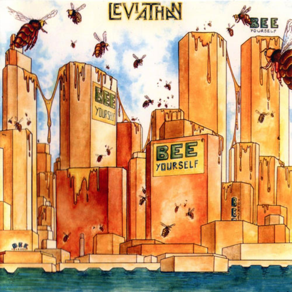 Leviathan - Bee Yourself  CD (album) cover