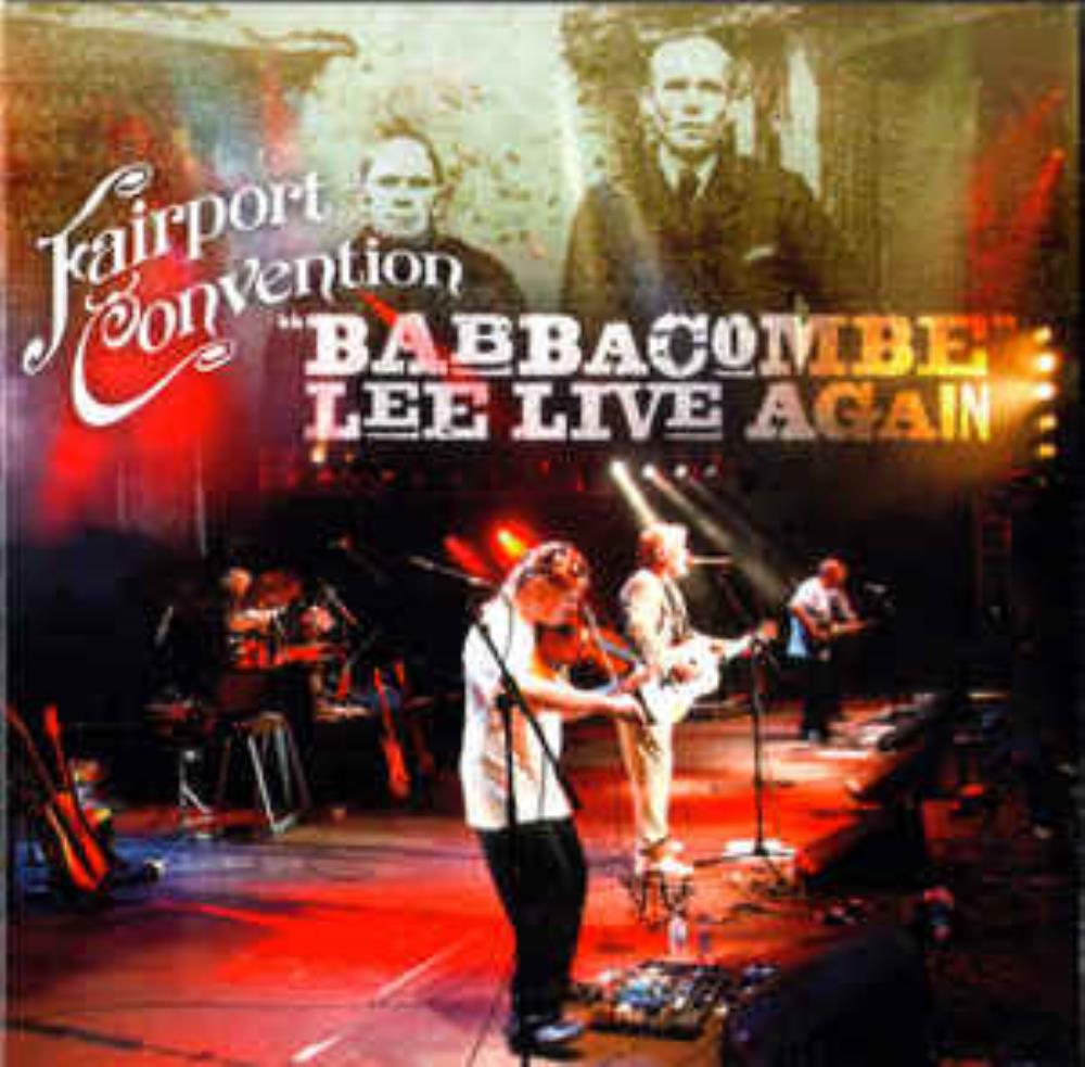 Babbacombe Lee - Live Again by FAIRPORT CONVENTION album cover