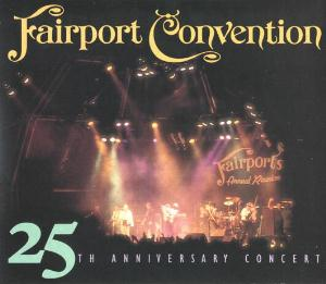 Fairport Convention 25th Anniversary Concert album cover