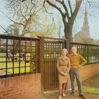 Fairport Convention Unhalfbricking album cover
