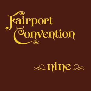 Fairport Convention Nine album cover