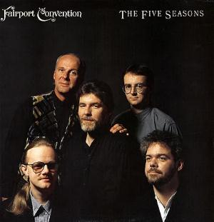 Fairport Convention The Five Seasons album cover