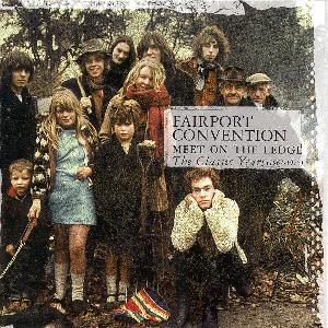 Fairport Convention Meet on the Ledge - The Classic Years 1967-1975 album cover