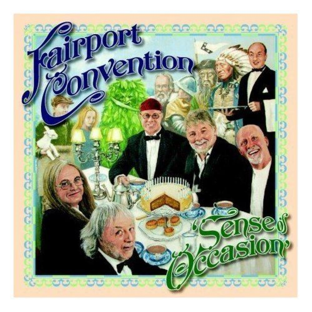 Sense Of Occasion by FAIRPORT CONVENTION album cover