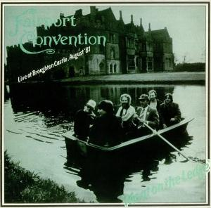 Fairport Convention Moat on the Ledge album cover