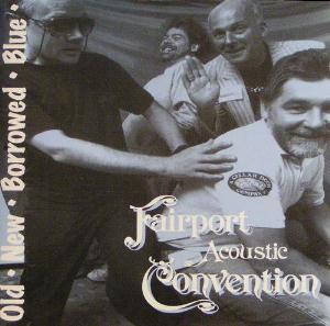 Fairport Convention Old New Borrowed Blue album cover