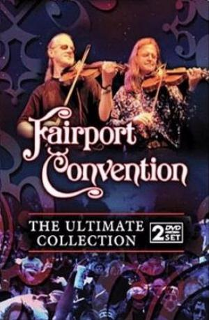 Fairport Convention The Ultimate Collection album cover