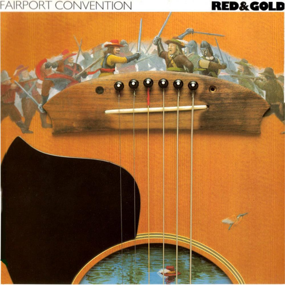 Fairport Convention Red & Gold album cover