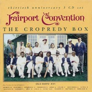 Fairport Convention The Cropredy Box album cover
