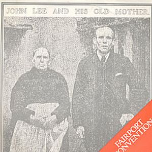 Fairport Convention John Lee album cover