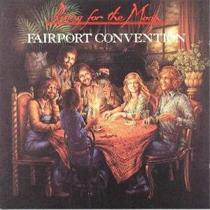 Fairport Convention Rising For The Moon album cover