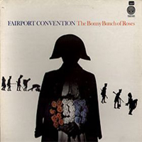 Fairport Convention The Bonny Bunch Of Roses album cover