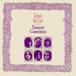 Fairport Convention Liege & Lief album cover