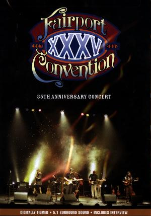 Fairport Convention The 35th Anniversary Concert album cover