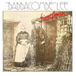 Fairport Convention - Babbacombe Lee CD (album) cover