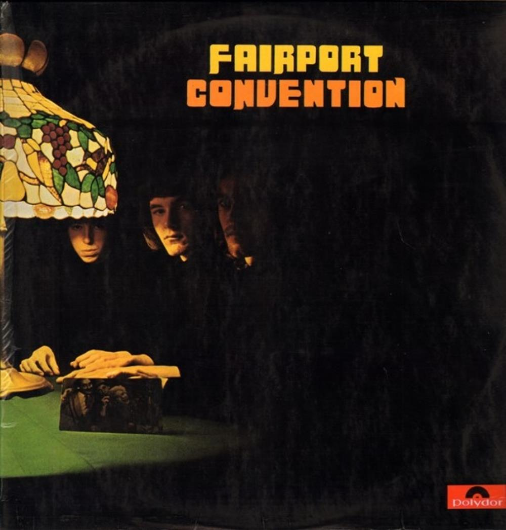 Fairport Convention - Fairport Convention CD (album) cover
