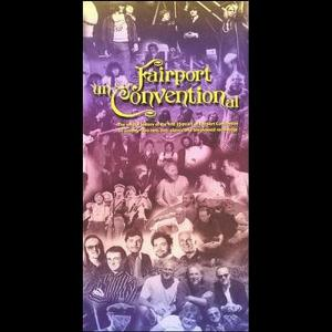 Fairport Convention Fairport Unconventional album cover