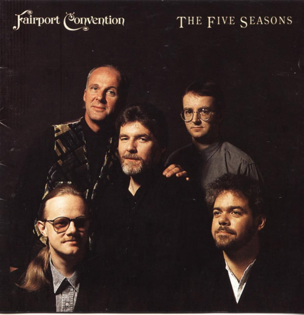 The Five Seasons by FAIRPORT CONVENTION album cover