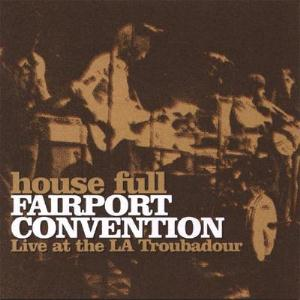 Fairport Convention House Full album cover
