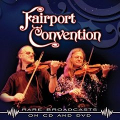 Fairport Convention Rare Broadcasts album cover