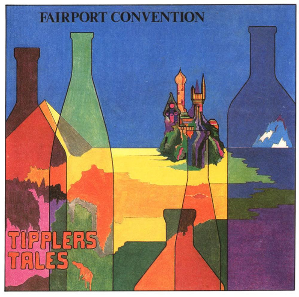 Fairport Convention Tipplers Tales album cover