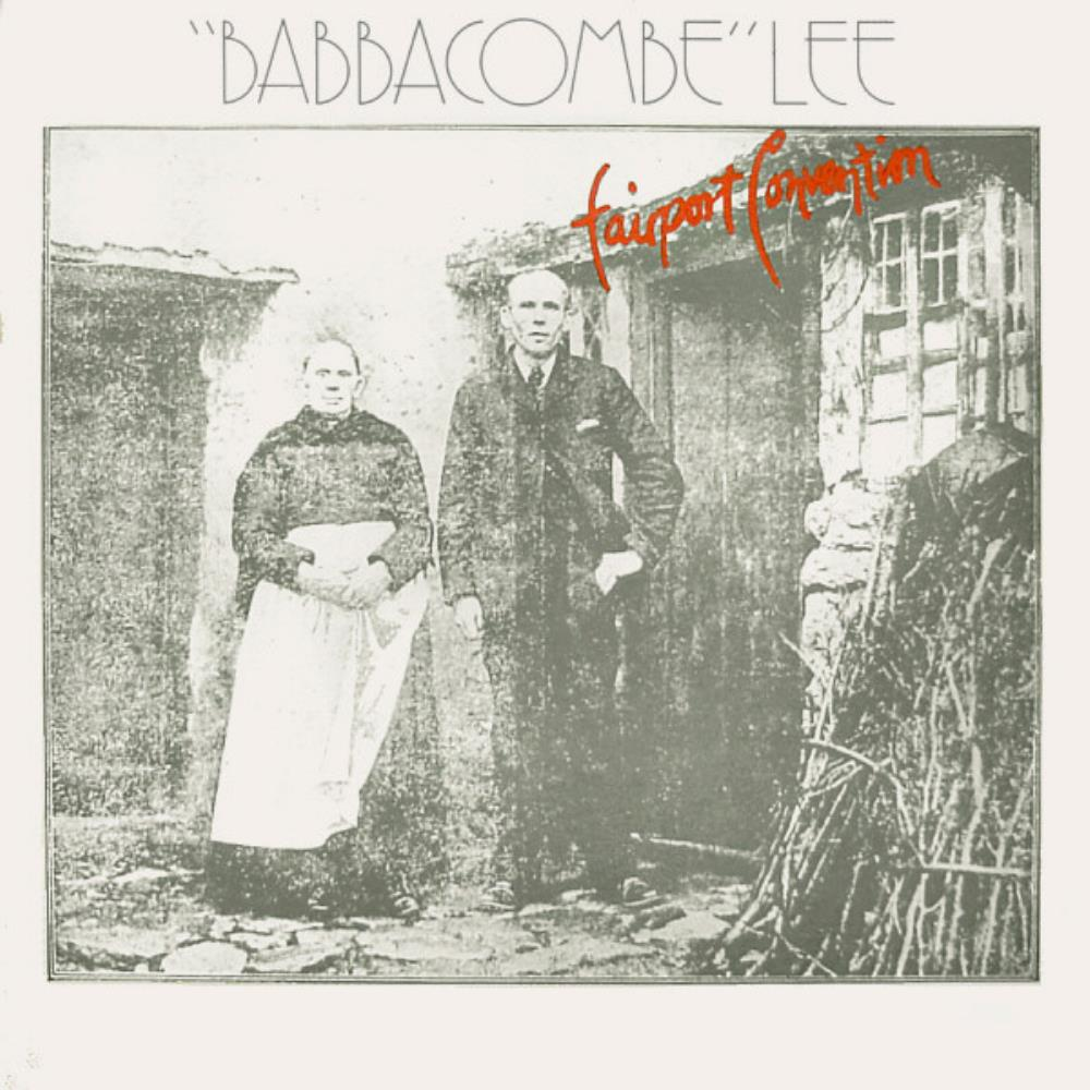 Fairport Convention - 'Babbacombe' Lee CD (album) cover