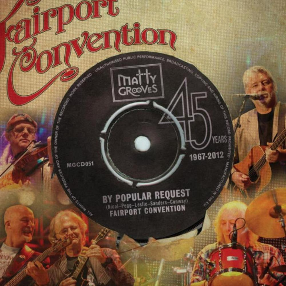 Fairport Convention By Popular Request album cover