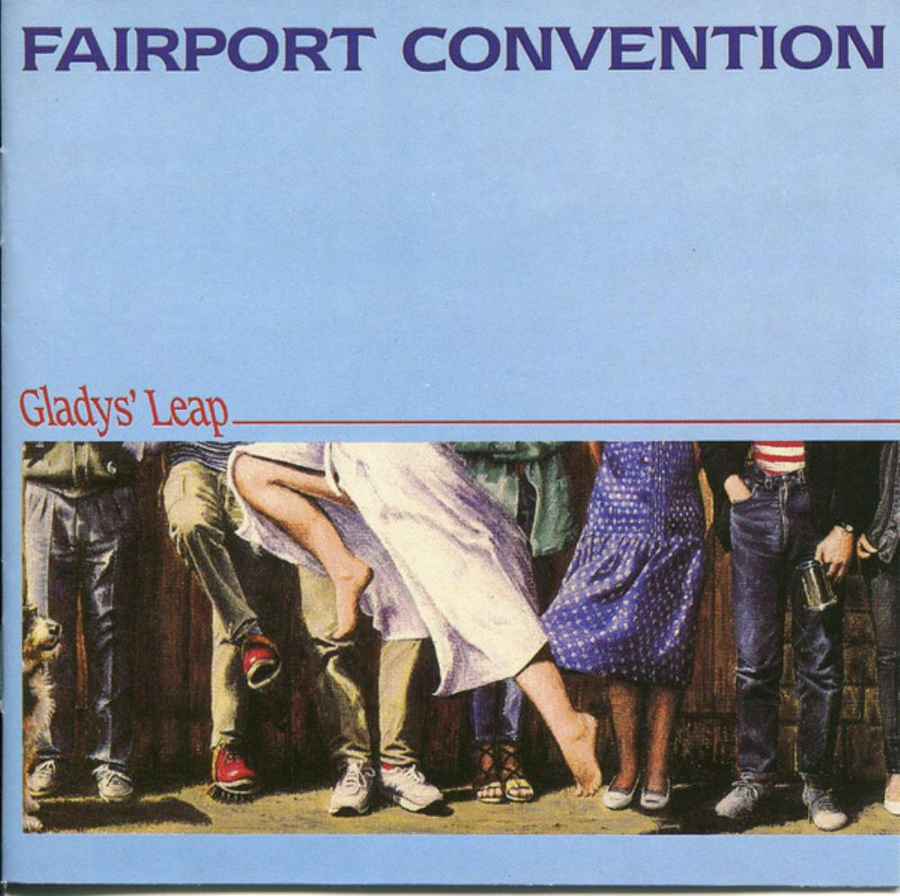 Gladys' Leap by FAIRPORT CONVENTION album cover